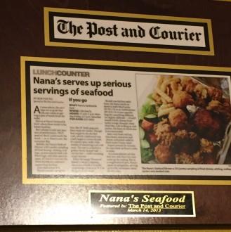 Nana's Seafood